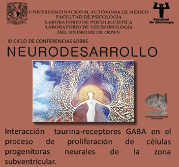 Ciclo de Conferencias sobre Neurodesarrollo